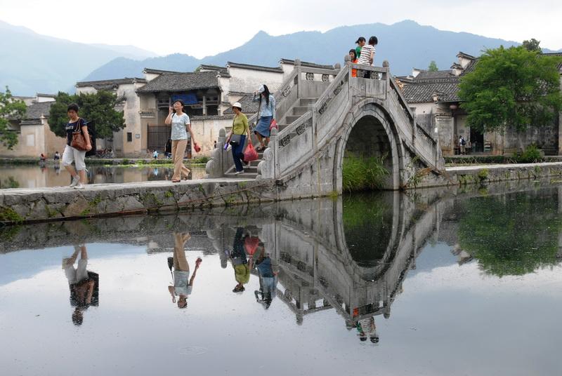 הונגצון – סין כמו שהיתה מזמן