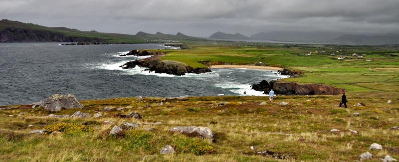 דינגל: שלוחה הפראית לתוך הים