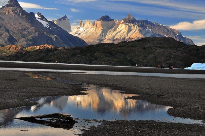 צ'ילה  3 – איש לבד מול קרחון גריי