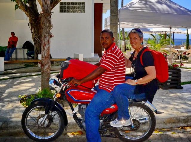 המסע אל הבלתי ידוע – אל הרפובליקה הדומיניקנית