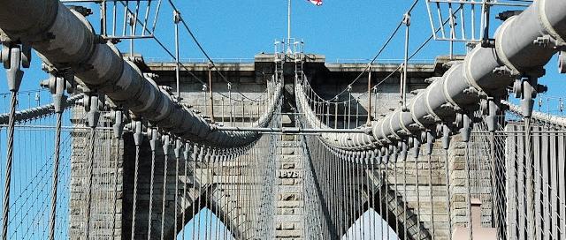 טיול על גשר ברוקלין, ניו יורק