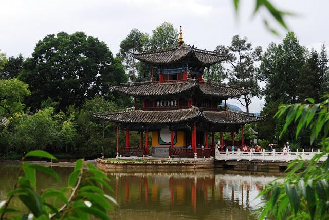סין – ליונאן, ללא הכנה מוקדמת
