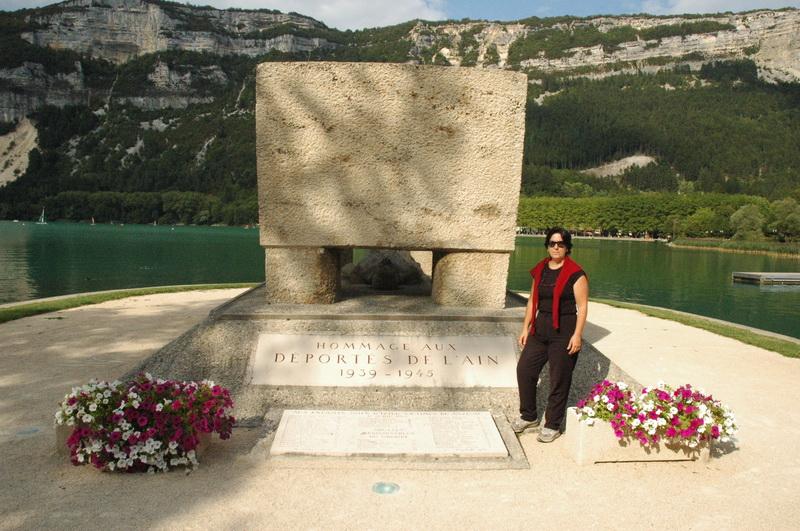 אנדרטה ליהודים שואה צרפת
