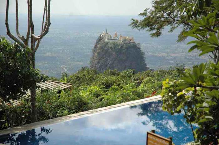 הר פופה – אבן וילדה
