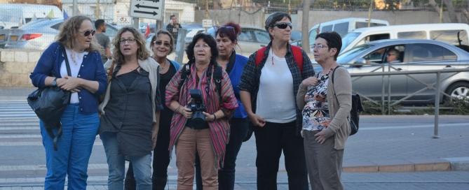 ירושלים – מפגשים עם נשים משני צדי קו התפר