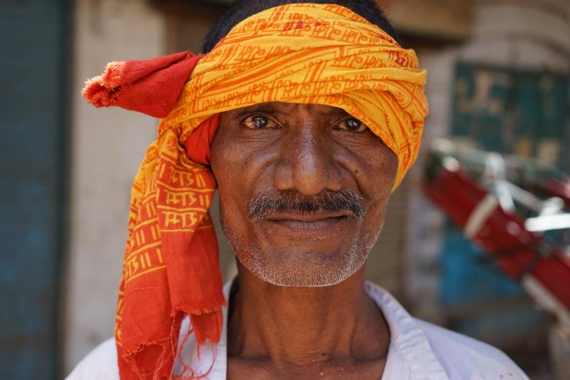 הודו – ואראנאסי בעורקים שלי
