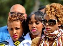 סיגד וקצת אתיופיה בירושלים