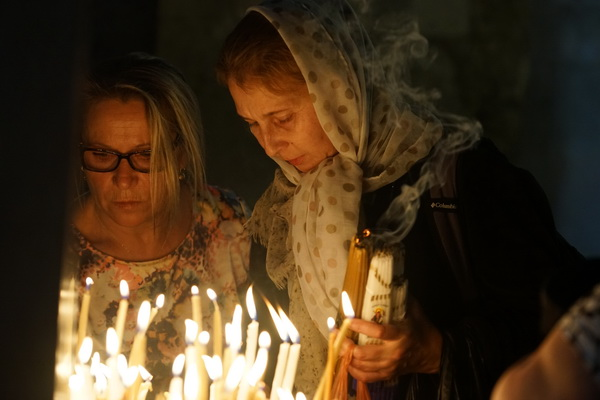 צלייניות מרוסיה, מגרש הרוסים בירושלים