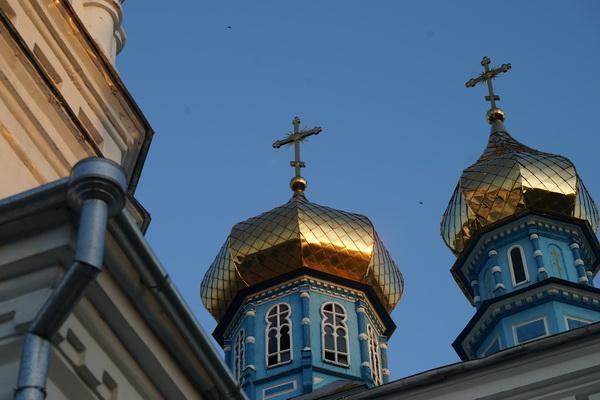 כנסיה כנסיה פרבוסלבית בדובנו