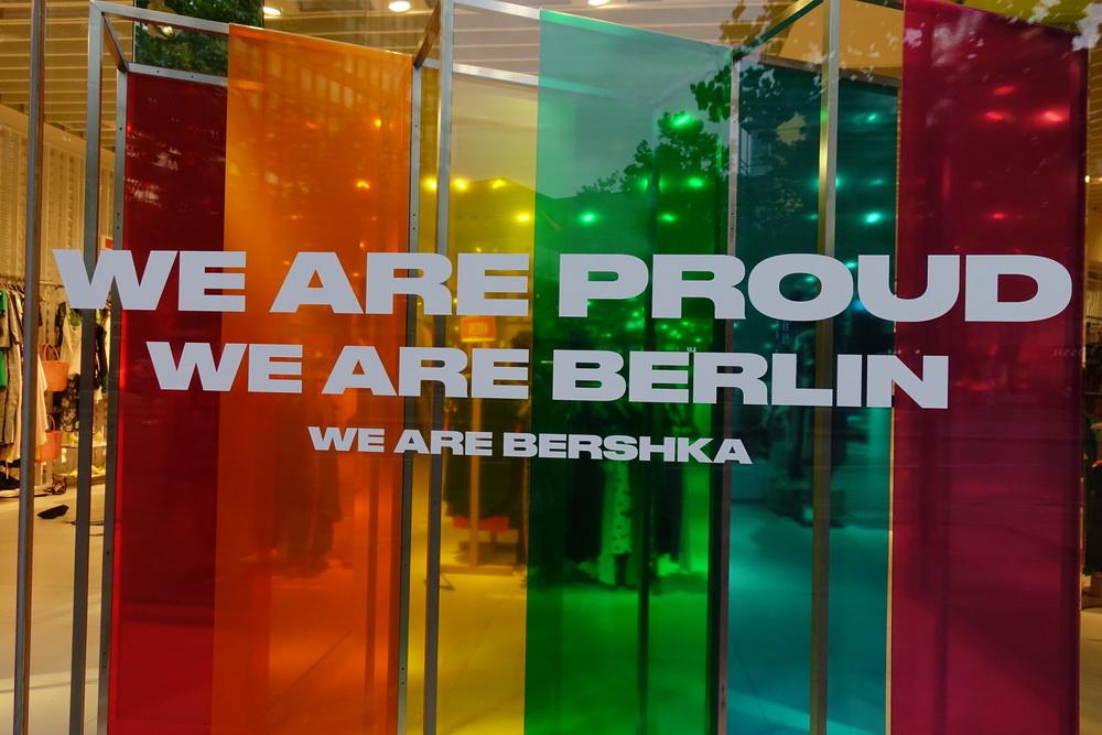 ברלין – מבט ראשון אל עיר פלאות נוצצת.