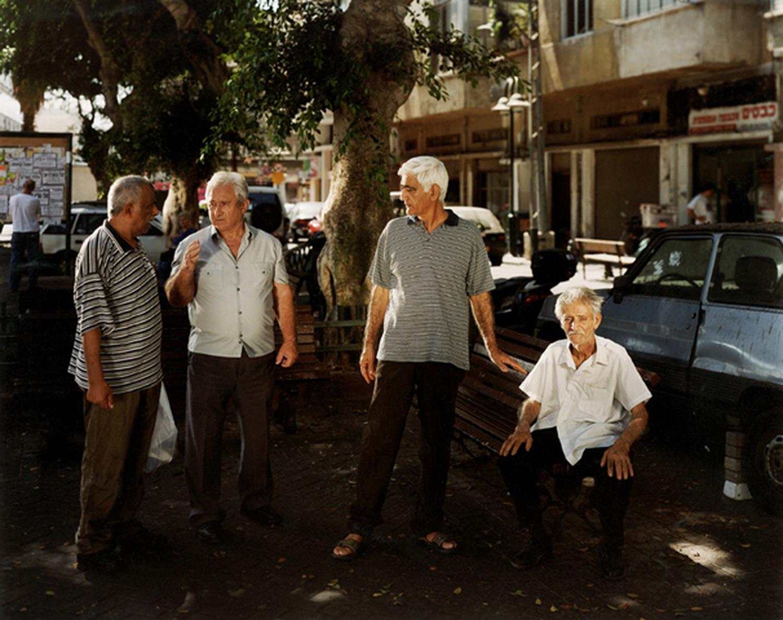 איוב וחבריו. צילום עדי נס