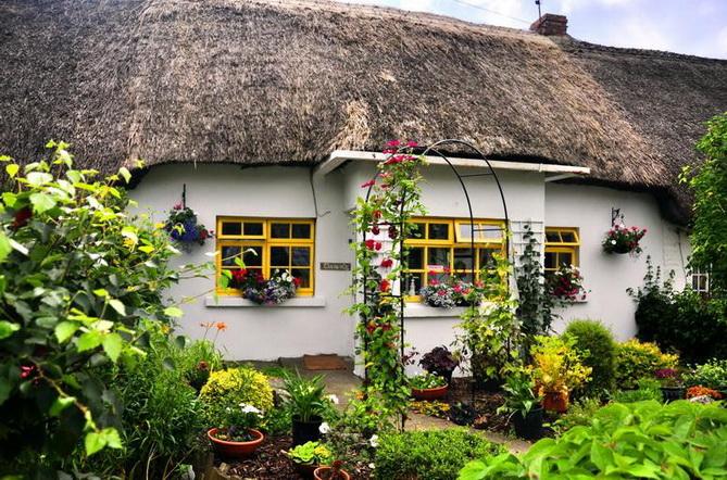 בית ב שDARE באירלנד
