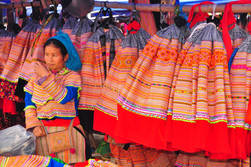 באק  הא   – שלל צבעים בצפון ויאטנם