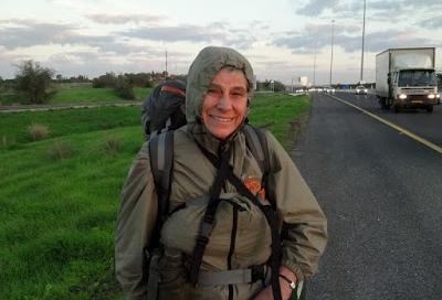 בלי פחד : אשה אחת הולכת בעקבות מריה – לירושלים