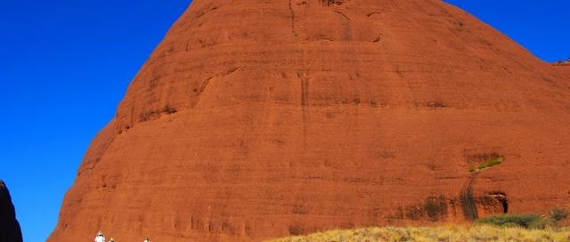 טיול לסלע האדום באוסטרליה, כל  כך אדום