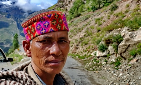 לאדאק – גבוה בהרי ההימאלאיה, וקצת מחשבות משלי
