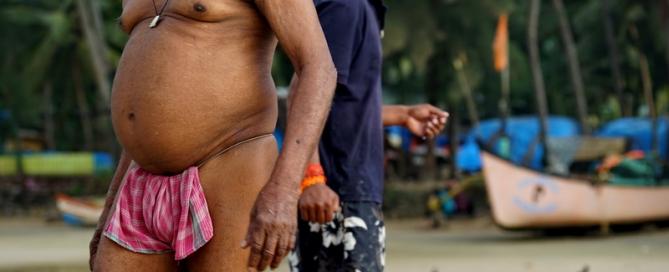 גואה, הודו, רק לרגע. חוף פאלולם. גאנש, גאנפאטי ואיך אני בתוך כל זה.