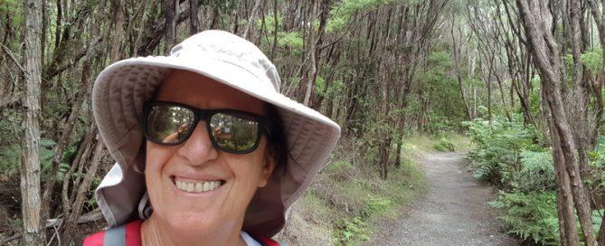 הולכת בניו זילנד – שלוש שנים אחרי ניתוח החלפת ברך מלאה